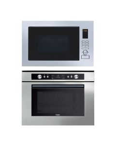 Whirlpool Oven + Microwave Combo STAINLESS STEEL Finish WHOM-04