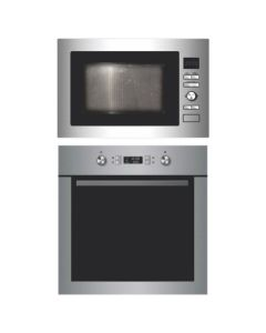 Elica Oven + Microwave Combo STAINLESS STEEL Finish ELOM-06