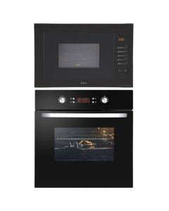 Elica Oven + Microwave Combo BLACK Finish ELOM-07