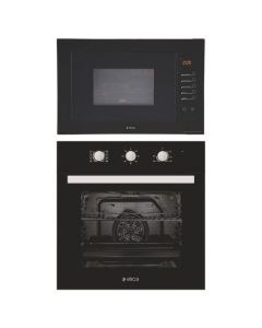 Elica Oven + Microwave Combo BLACK Finish ELOM-01