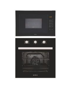 Elica Oven + Microwave Combo BLACK Finish ELOM-02