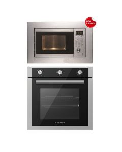 Faber Oven + Microwave Combo STAINLESS STEEL Finish FAOM-07