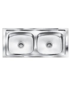 Nirali Sink GRACEFUL GLORY BIG (10) (45 x 20 inches)