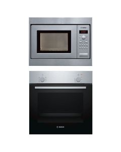 Bosch Oven And Microwave Combo STAINLESS STEEL COMBO 05