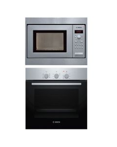 Bosch Oven And Microwave Combo STAINLESS STEEL COMBO 06