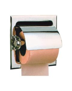 Jaquar Paper Holder With Flap Recessed Type Hotelier Series AHS 1553