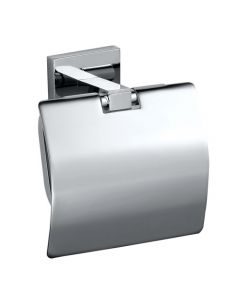 Jaquar Toilet Roll Holder With Flap Kubix Prime Series AKP 35753PS